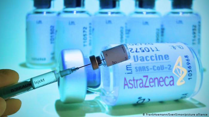 Вакцина от AstraZeneca
