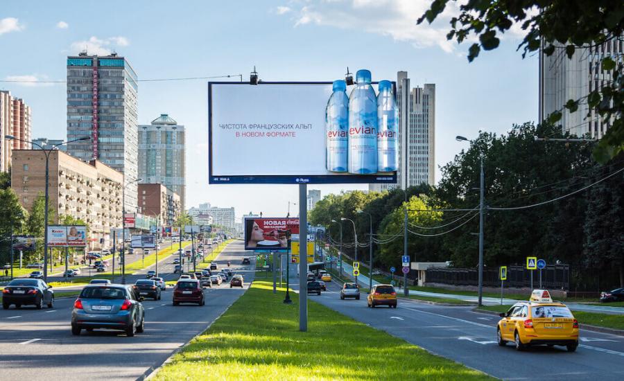 Компания «Адвертка»: наружная реклама до сих пор актуальная и приносит пользу заказчикам