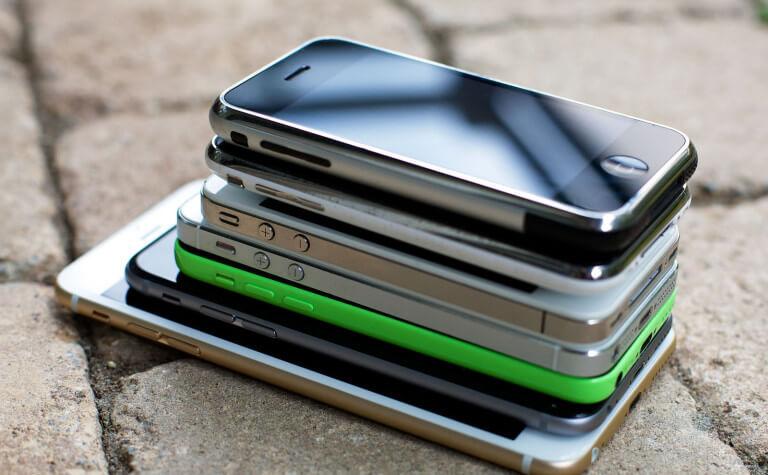 Скупка и обмен техники Apple: iPhone, iPad, MacBook